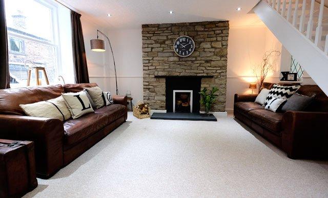 transform a fireplace