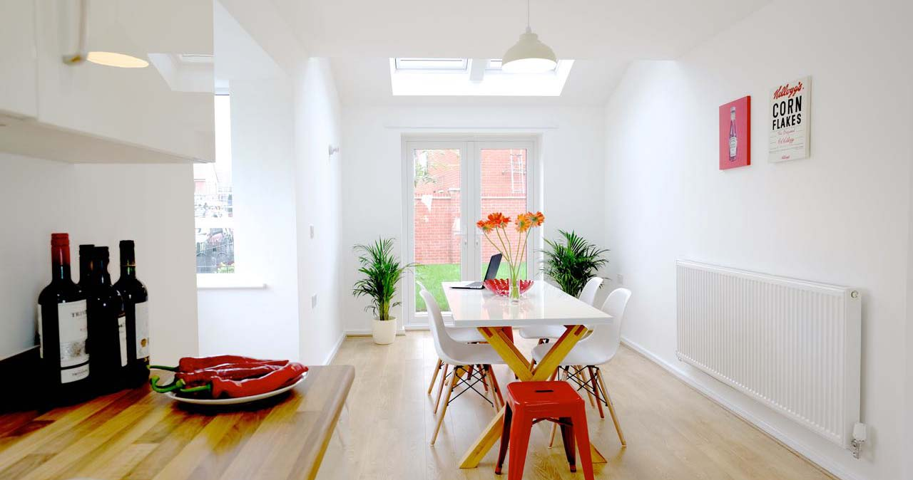 Rental Property Home Staging