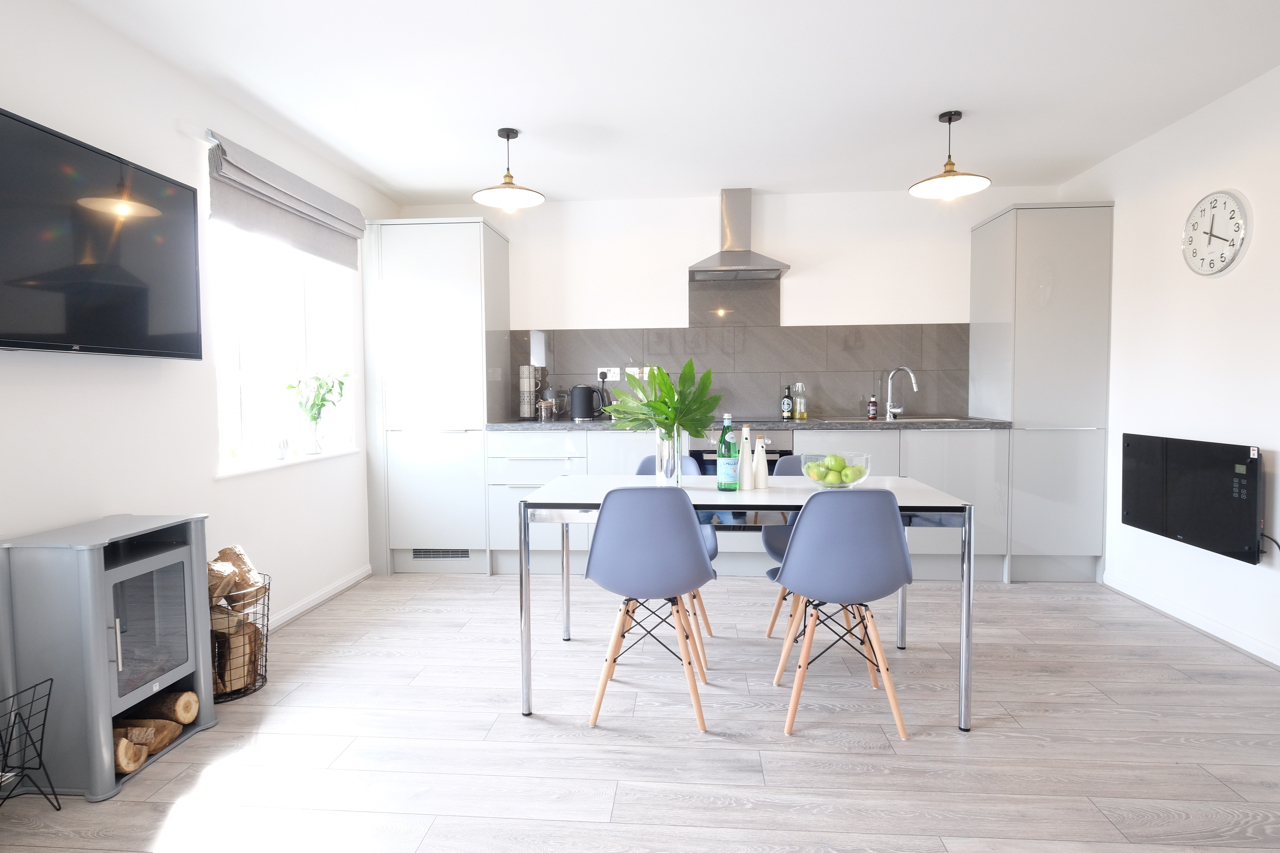 contemporary- kitchen