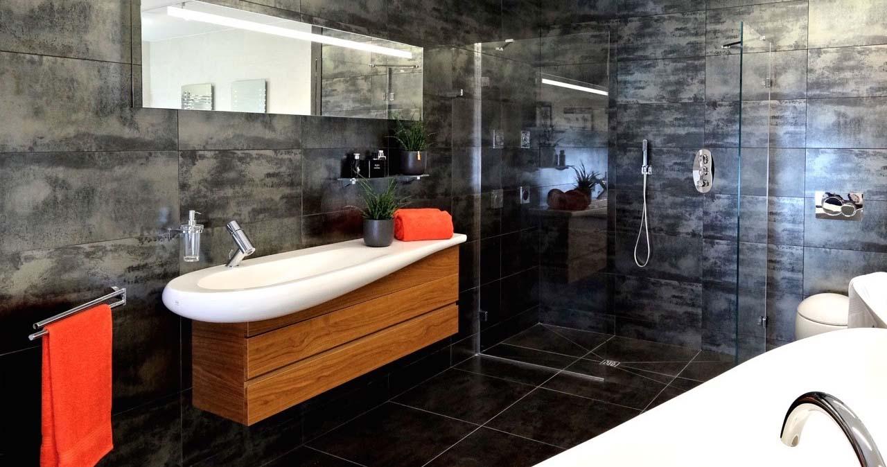 show home luxury bathroom