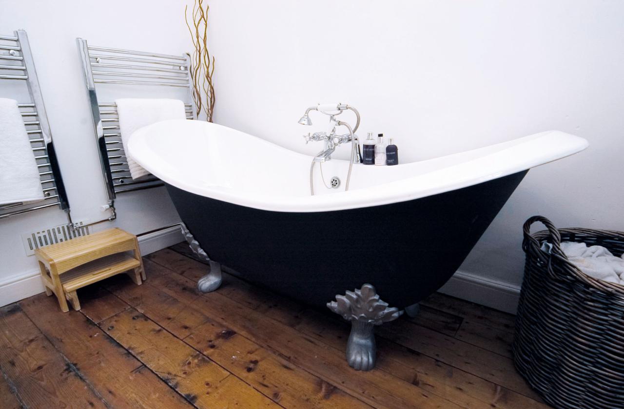 The Coachhouse Heaton Moor bathroom makeover