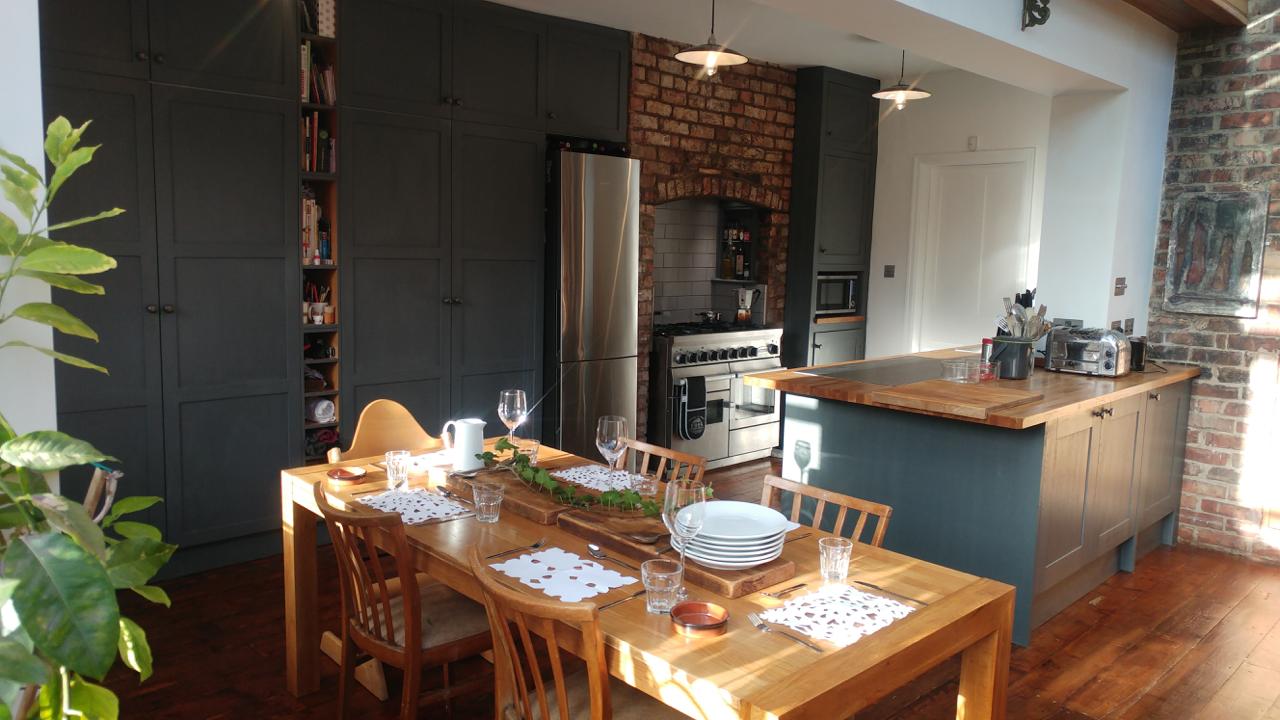Heaton Mersey kitchen Makeover
