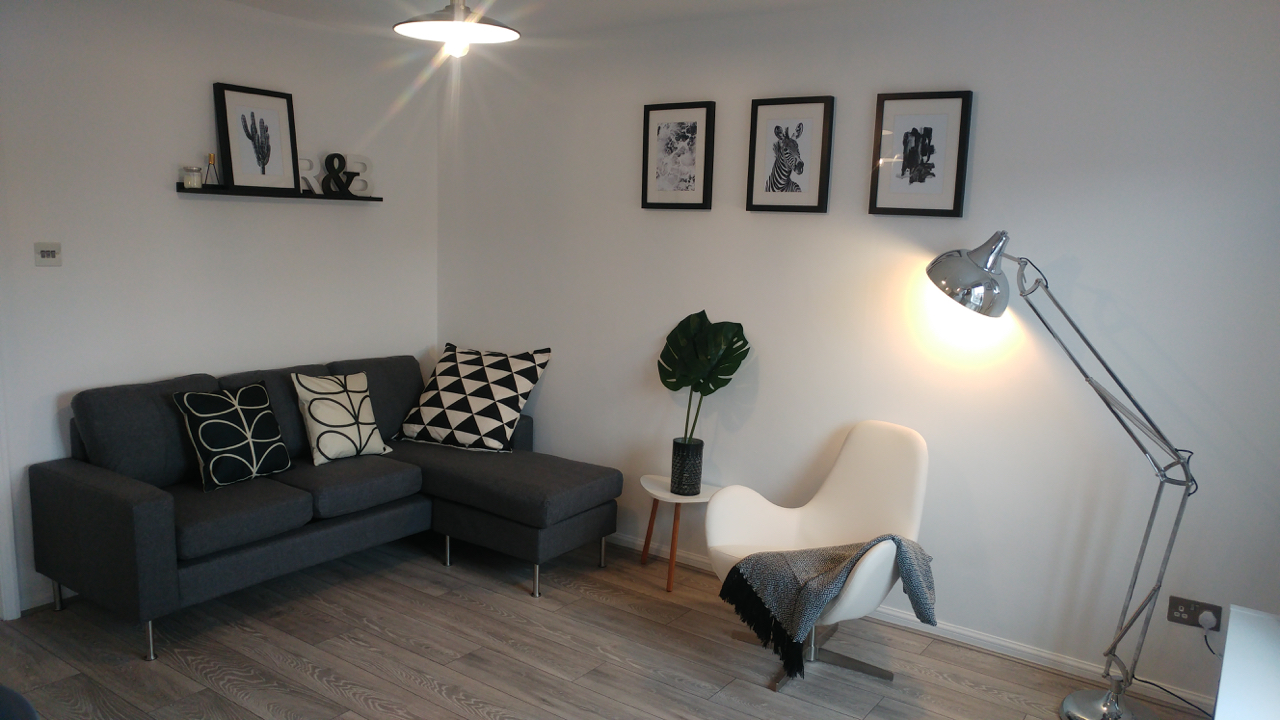 Home staging Salford Quays Manchester