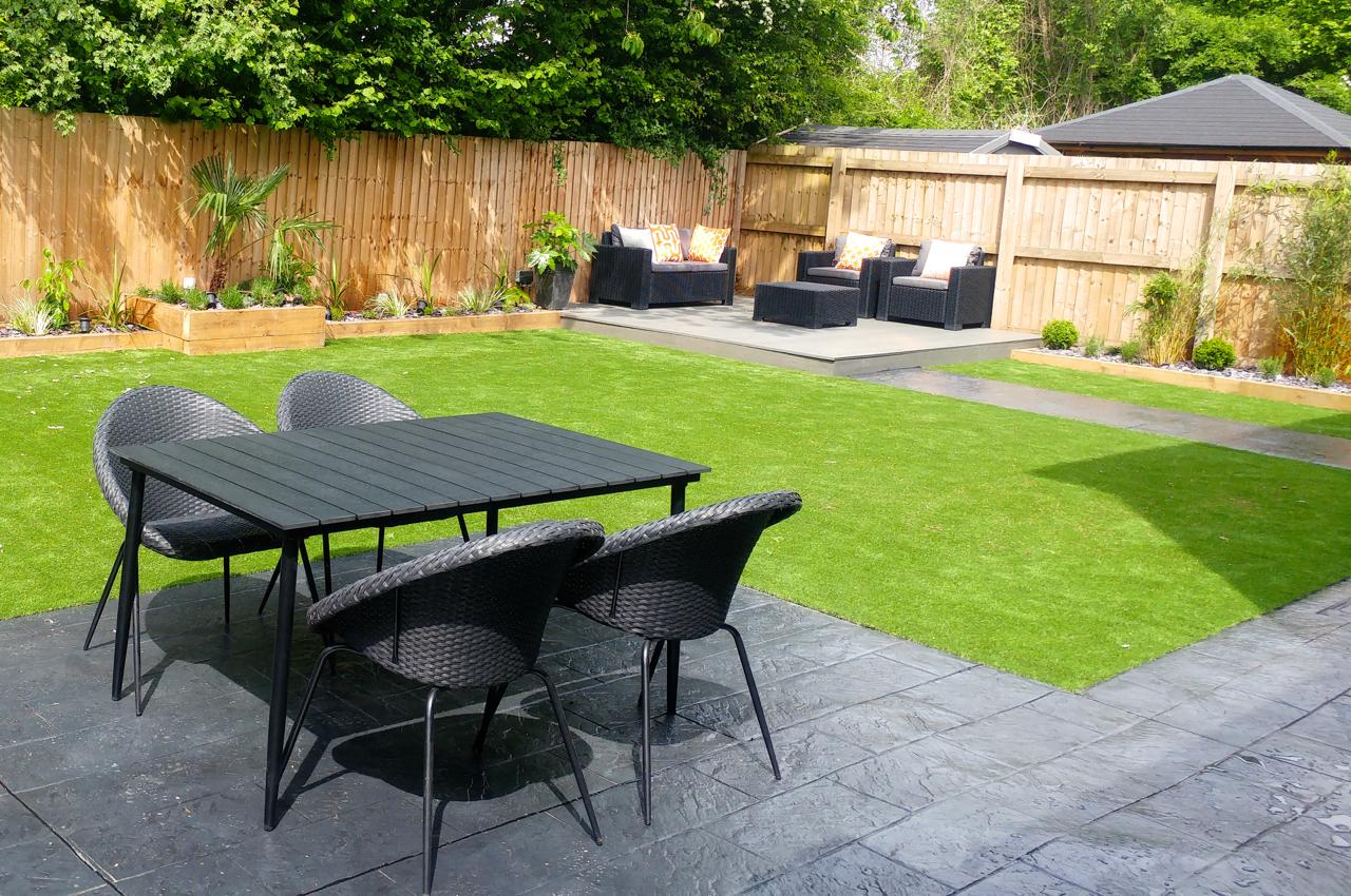 Manchester Garden Design show home