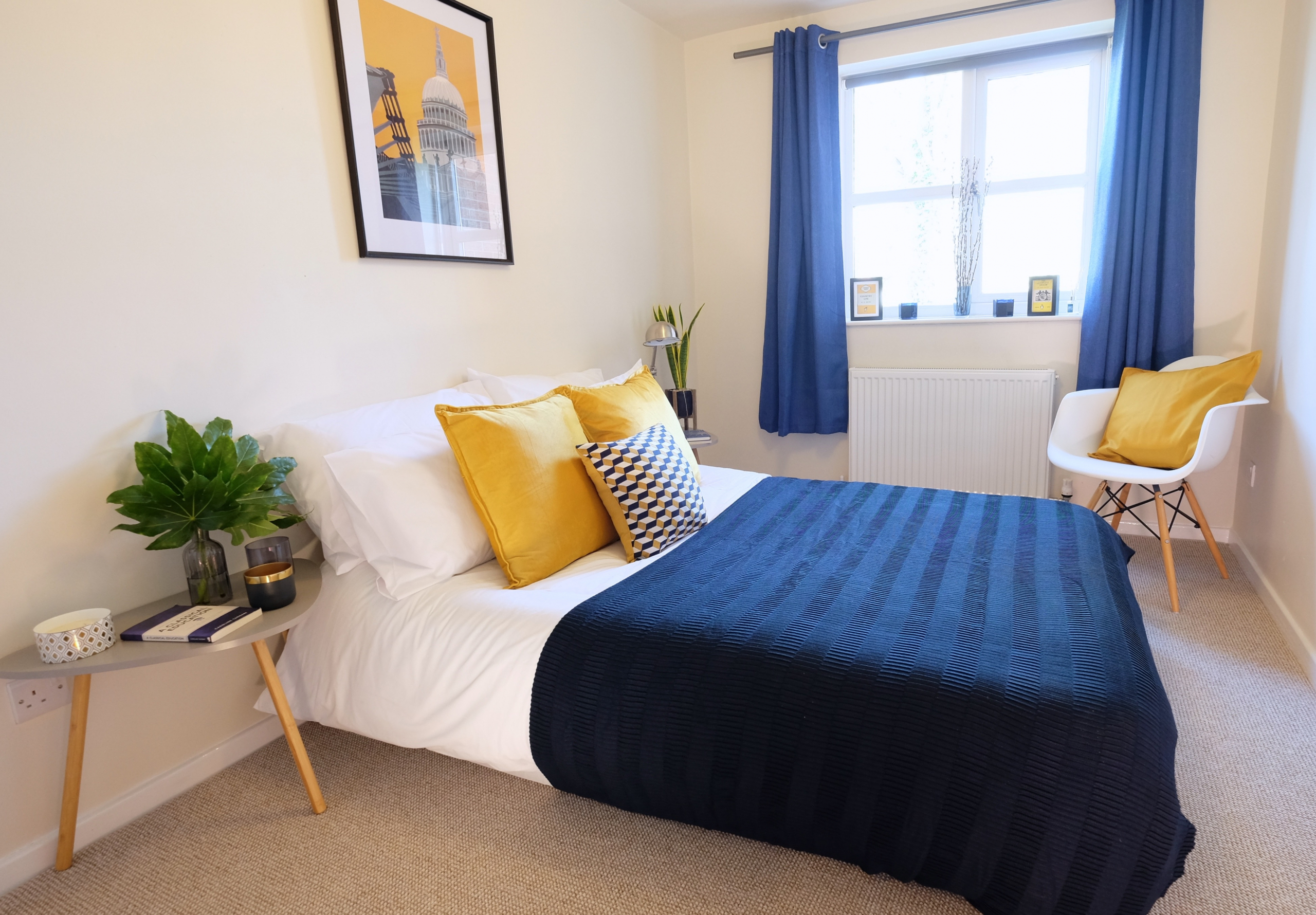 Show home bedroom 2 Cheshire