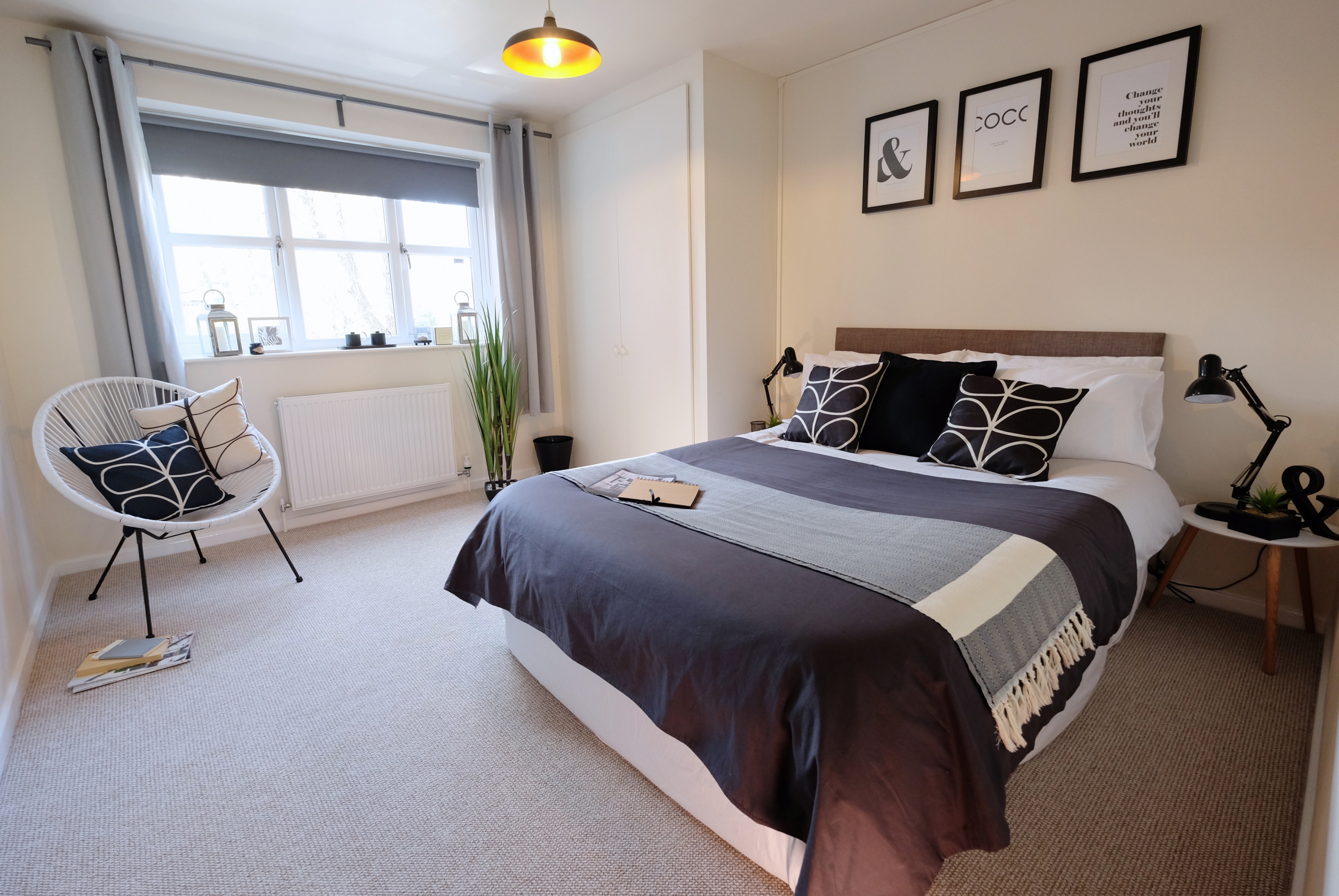Show home bedroom 1 Cheshire