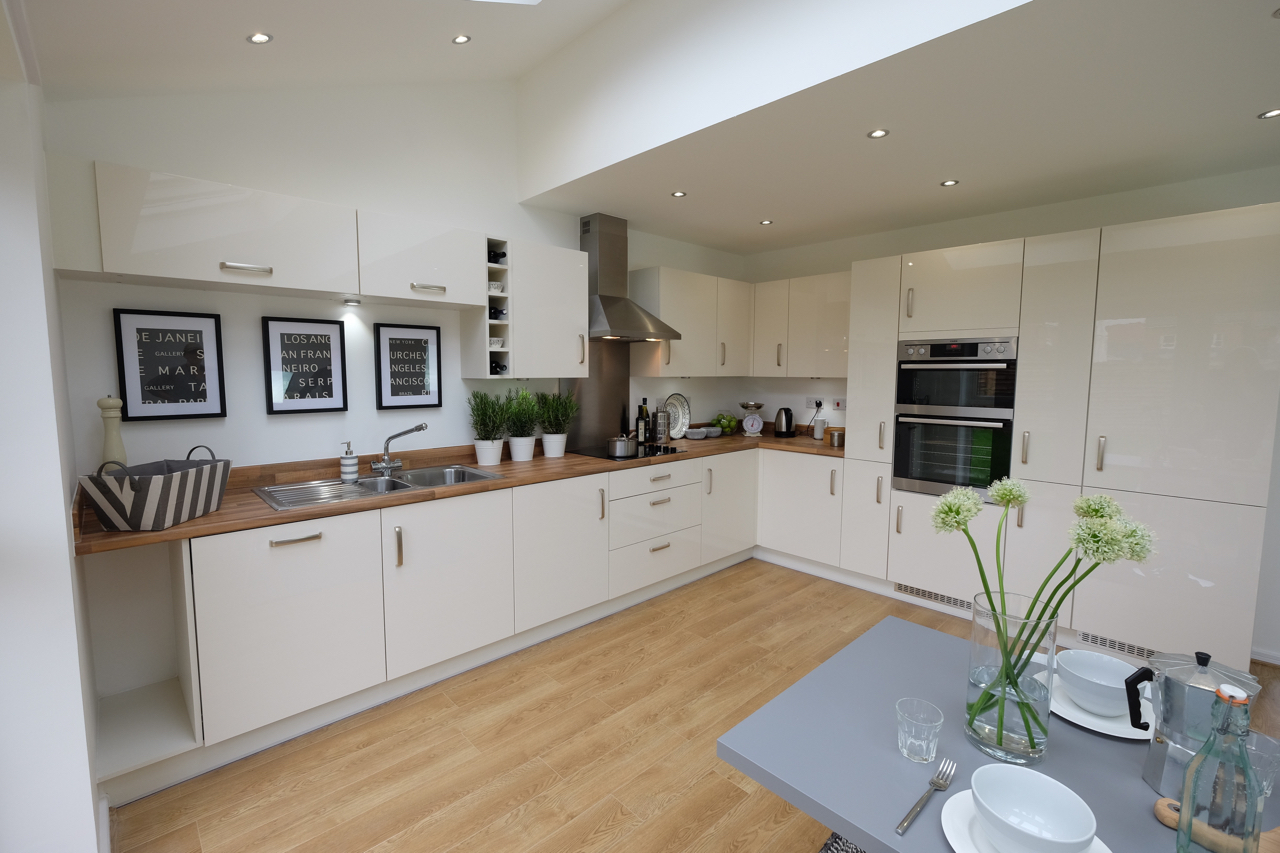 Show Home Kitchen Dining Manchester North