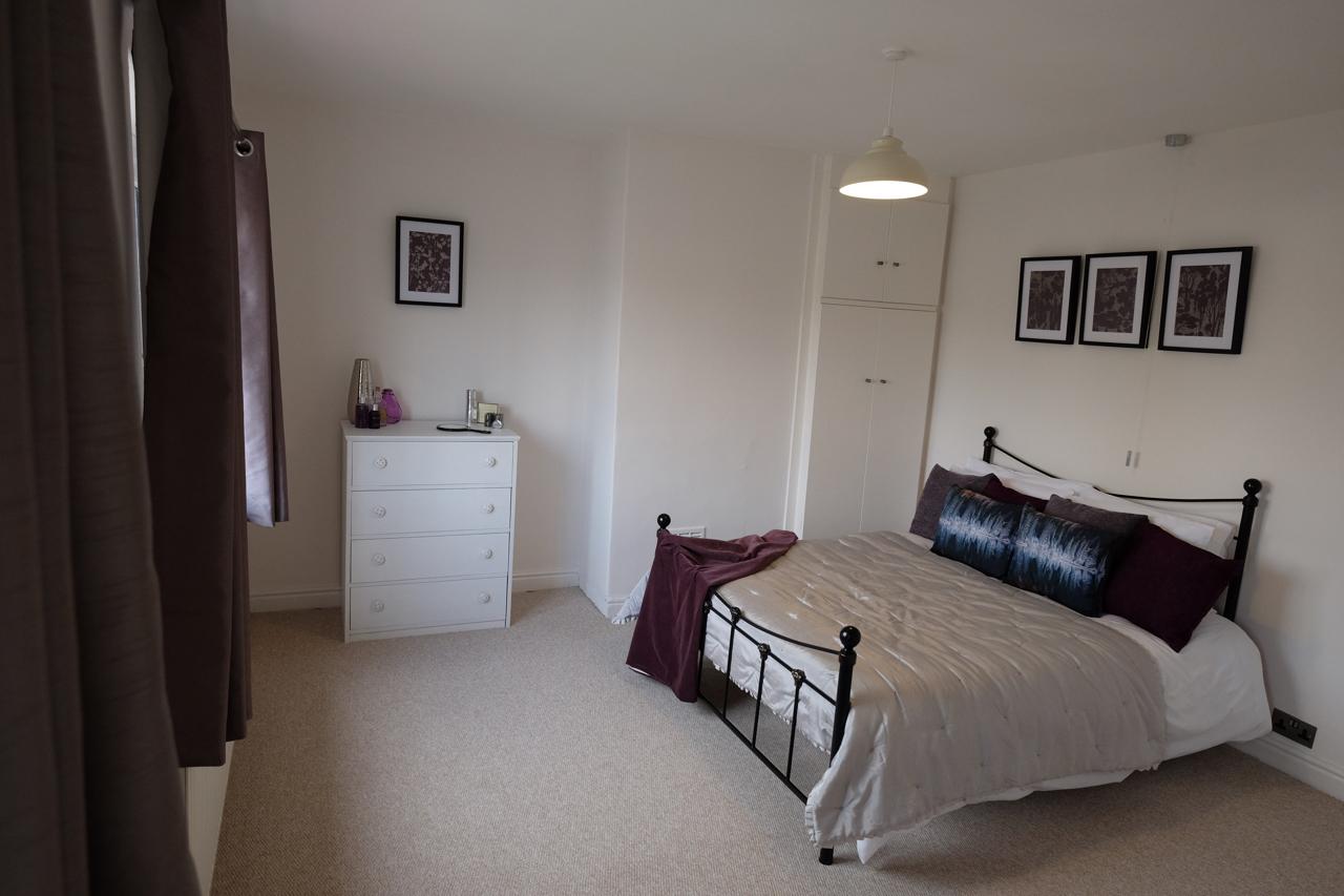 bedroom makeover homestaging Yorkshire