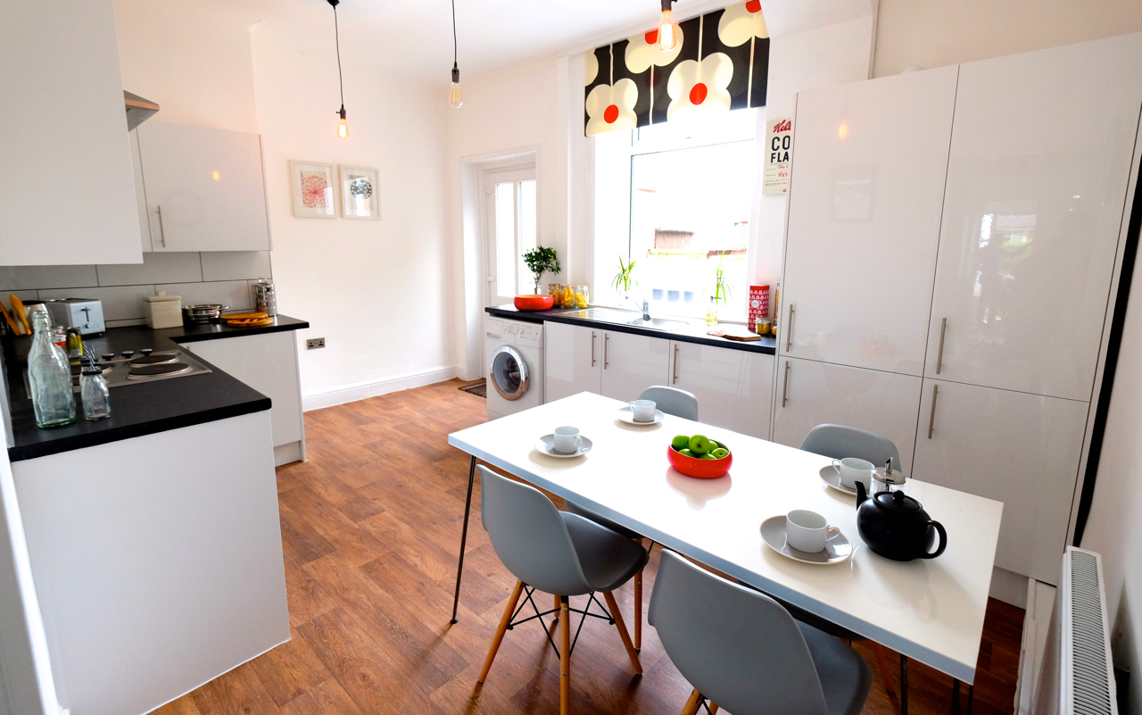 home staging kitchen makeover manchester