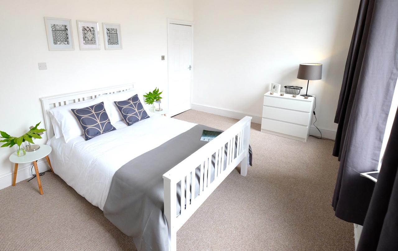 Home staging bedroom makeover manchester