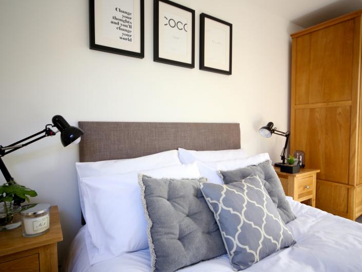 home staging bedroom Sale