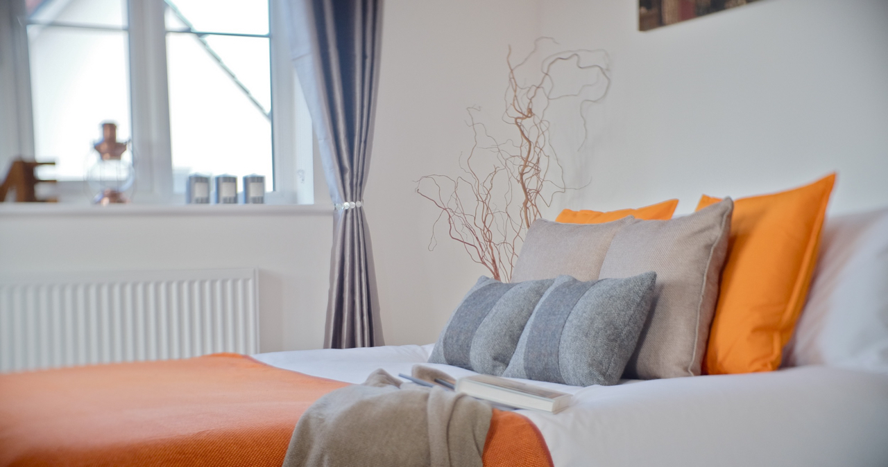 Show Home bedroom Manchester North