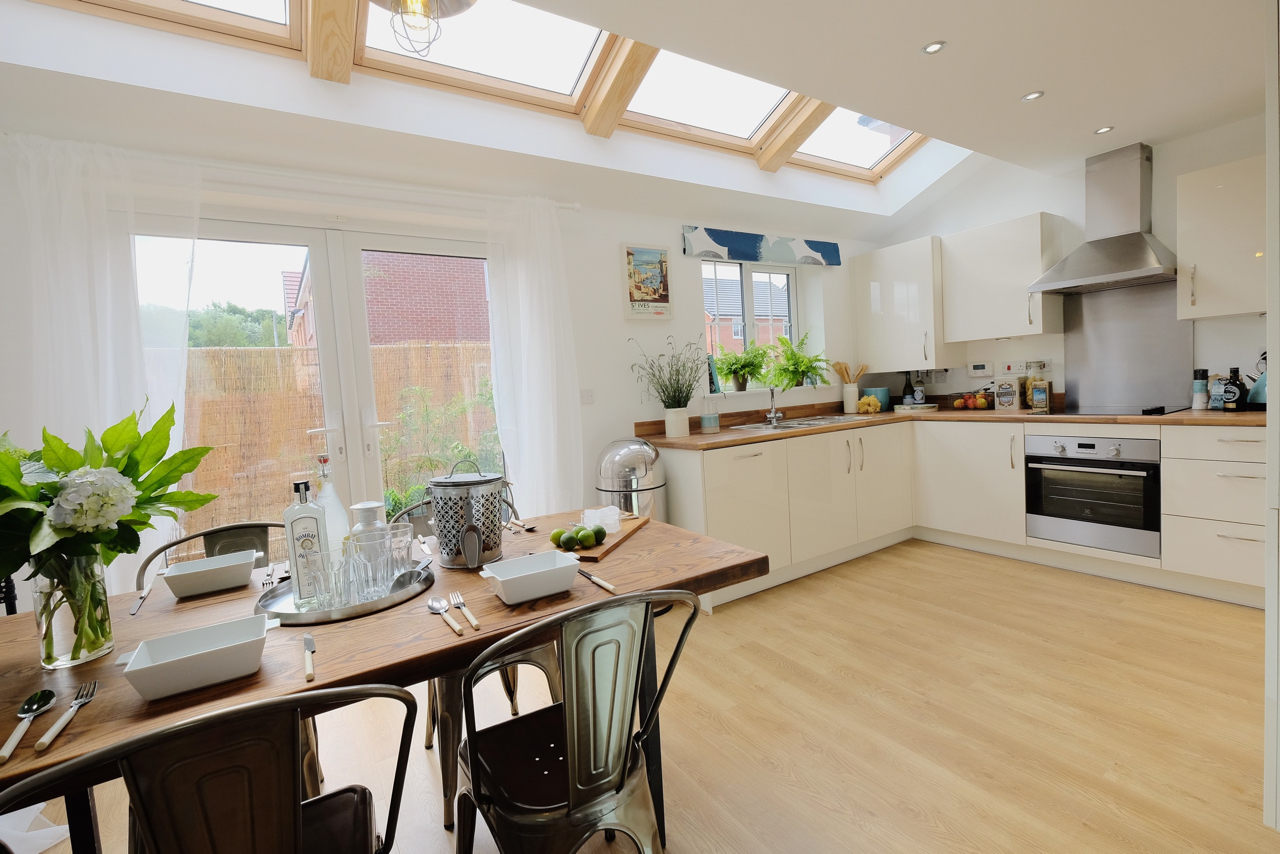 Show Home 5 Kitchen Dining Manchester North
